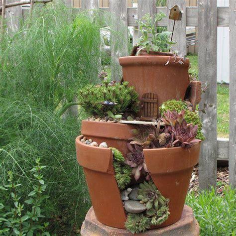pot de chambre de la pots de fleurs cassés personnalisés