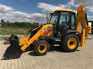 New Jcb 3cx Eco Backhoe Loader For Sale From Germany At