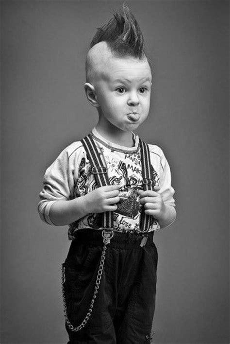 218 best images about Punk kids on Pinterest   Little boys