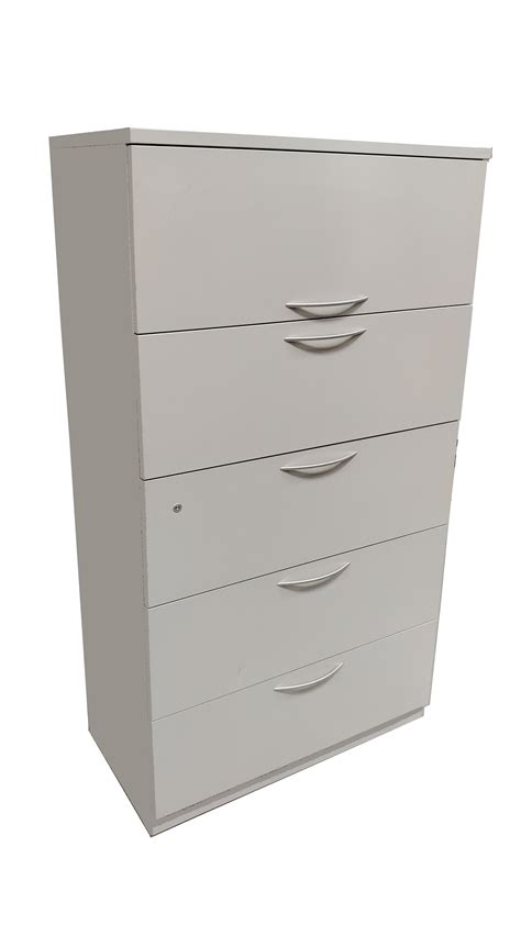 storage  drawer  mineral lateral file  steelcase