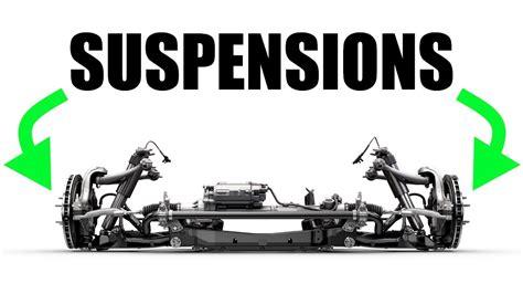 How Car Suspensions Work