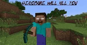 Minecraft Herobrine Mod 172 And 164 The Minecraft