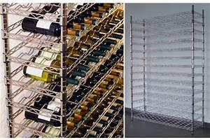 Casier Bouteille Vin : casier a bouteille metallique ~ Preciouscoupons.com Idées de Décoration