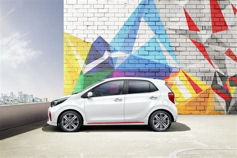 Kia Reveals All- New Picanto Ahead Of Geneva Debut