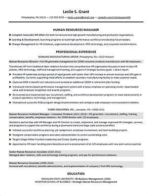 18570 exles of hr resumes 21 best hr resume templates for freshers experienced