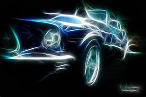 69 Mustang Mach 1 Fantasy Car Photograph by Paul Ward