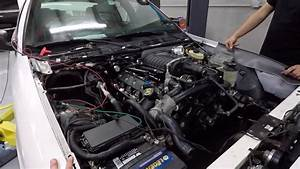 Crown Vic With A Shelby Gt500 Supercharged V8  U2013 Part 5