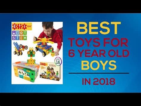 besttop gifts for 6 year old boys 2018 best toys for 6 year boys in 2018 reviews