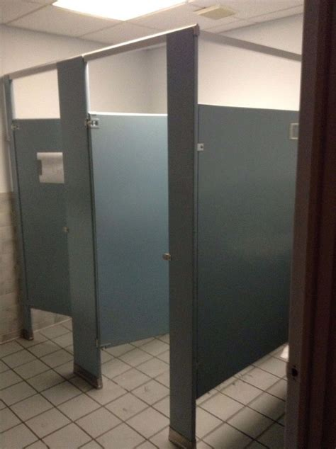 commercial bathroom partition divider stall walls