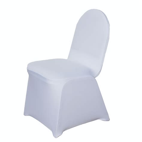 75 pcs spandex stretchable high quality chair covers