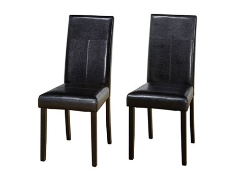 parsons chairs set of two