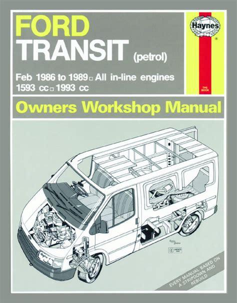 haynes manual ford transit