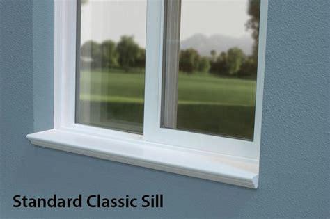 sill window sills vinyl windows inexpensive rite corian direct