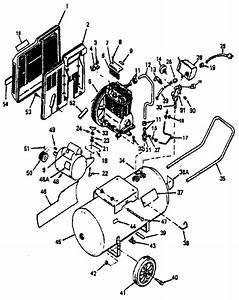 Craftsman 919176451 Air Compressor Parts