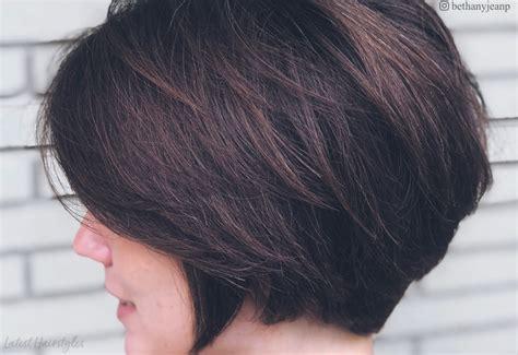 17 Short Layered Bob Haircuts Trending In 2019