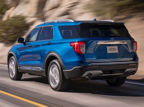 2020 Ford Explorer Limited by 2020 Ford Explorer Info Specs Wiki