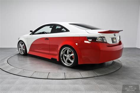 Toyota Coupes by Care For A 680hp Toyota Camry Coupe With A Nascar Flair