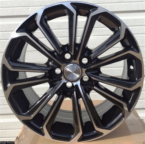 4 new 17 quot wheels rims for 2003 2004 2005 2006 toyota