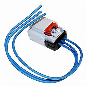 Crown Automotive 5161924aa Map Sensor Wire Harness Repair Kit For 07