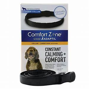 comfort zone adaptil collar large dog size pet bed With comfort zone dog collar