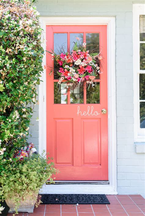 Color Ideas by 30 Best Front Door Color Ideas And Designs For 2019