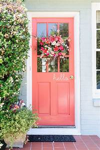 front door color ideas 30 Best Front Door Color Ideas and Designs for 2019