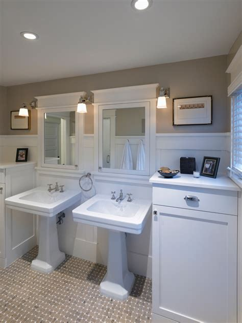 Craftsman Style Bathroom Fixtures by 25 Ideas To Remodel Your Craftsman Bathroom
