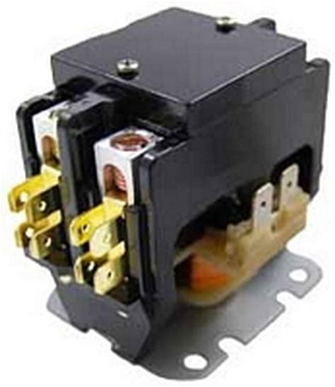 240 Vac Contactor Wiring by New Packard C240a Contactor 2 Pole 40 S 24 Coil