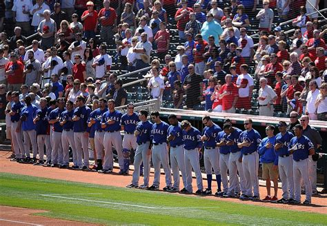 Texas Rangers 2017 Spring Training in Surprise AZ
