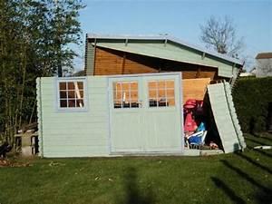 Abri De Jardin Fait Maison : construction de mon abri de jardin ~ Dailycaller-alerts.com Idées de Décoration