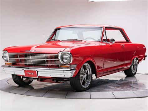 1962 Chevrolet Nova For Sale #80584