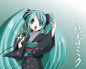 The Disappearance of Hatsune Miku ~ Anime Music And Movies