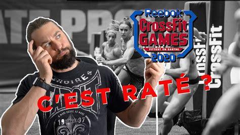 Итоги crossfit games 2020 ⠀ мужчины: LES CROSSFIT GAMES 2020 : C'est raté ? - W2ST - YouTube