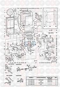 Ariston Eurocombi A23 Mffi Edition2  Exploded View Diagram