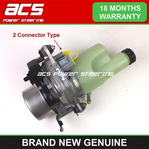 brand  genuine volvo  electric power steering pump