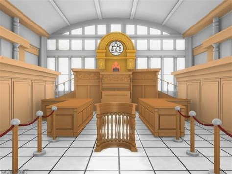 court room  animations