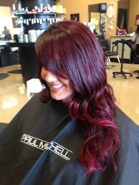 paul mitchell red hair color hair colors idea
