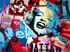 Pop Art Wallpaper Paint #3301 Wallpaper