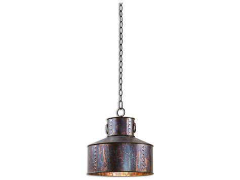 Uttermost Giaveno Oxidized Bronze Pendant