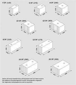 Ks Steine Maße : ks und ks r f r normalmauerm rtel ~ Eleganceandgraceweddings.com Haus und Dekorationen