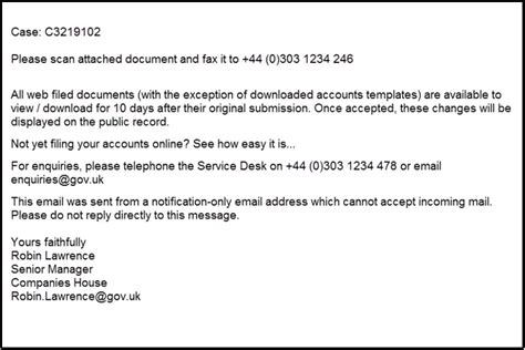 thank you for sending your resume we will contact you rhoi gwybod i dŷ r cwmn 239 au am dwyll ynghylch cwmni gov uk