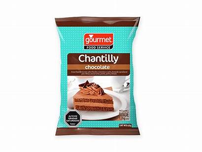 Chantilly Chocolate Gourmet Crema Grs Gr Cl