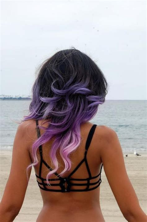 25 Insanely Awesome Ombre Hair Red Blue Purple Blonde