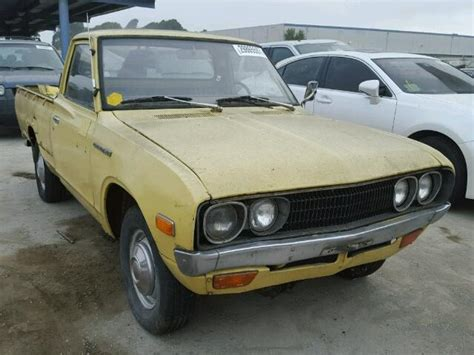 Datsun Models by Auto Auction Ended On Vin Pl620043525 1972 Datsun All