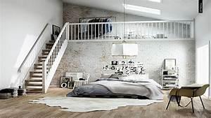 comment amenager une chambre avec mezzanine With mezzanine dans une chambre
