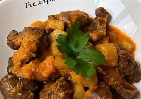 Wortel saya iris serong dgn uk. Resep Sambal Goreng Hati Ayam oleh Eve Simple Cooking ...