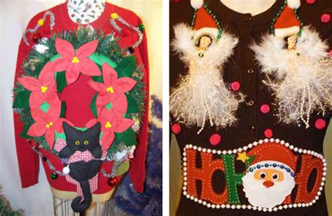 ugly christmas sweaters     owned
