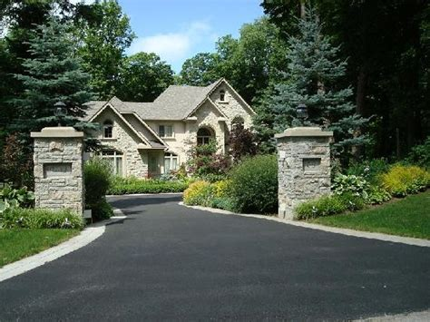 beautiful homes picture  richmond hill ontario