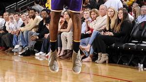 Nick Young39s Yeezy Boost 750s Just Made Basketball History