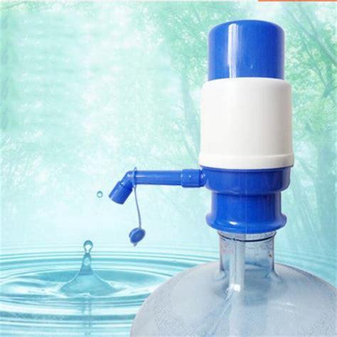 gallon bottled water ideal hand press manual pump dispenser faucet tool  water bottles